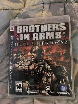 Brothers in Arms Ps3 en español