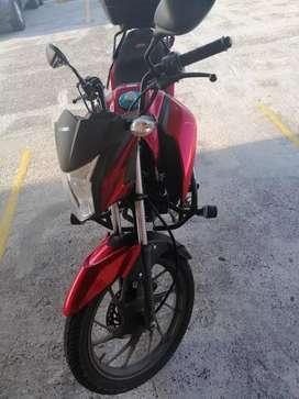 Vendo Honda CB 125F.. Como nueva, Aproveche