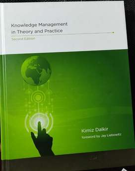 Knowledge Management In Theory And Pract