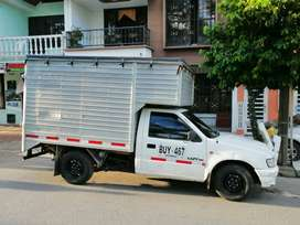 Se vende luv 2300 tipo furgon