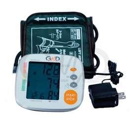 Tensiómetro Digital de Brazo Con Adaptador y Pilas GMD
