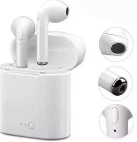 Auriculares Bluetooth i7 tws