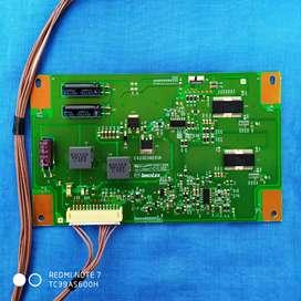 Vendo Tarjeta Backlight Tv Panasonic TC 39AS600H