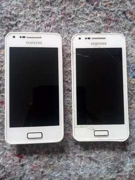 Samsung S Advance para reparar