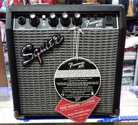 Amplificador para guitarra electrica Fender Squier