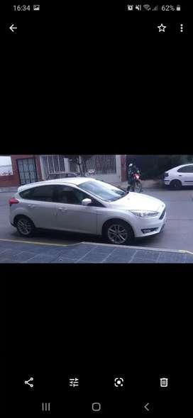 Ford focus se 5p modelo 2016