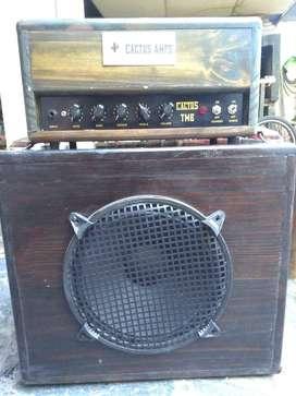 Amplificador valvular 18w