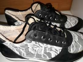 Zapatillas Marca Xl Numero 38 Mujer