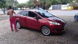 Ford fiesta titanium full equipo, llantas nuevas, soat vigente, cojineria en cuero, en excelente estado