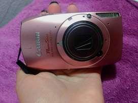 Camara Canon Powershot ElPH 500 HS digital HD - Zoom Óptico