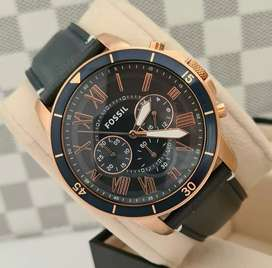 Reloj fossil nuevo caballero