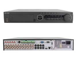 DVR 24 CANALES HIKVISION 720P / 1080P / 3MP
