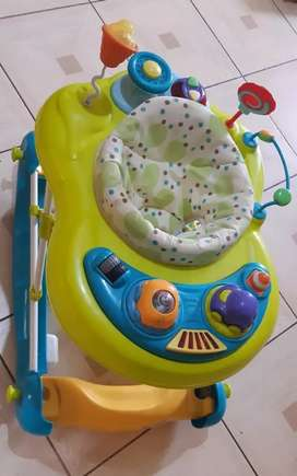 Andador didáctico para bebés