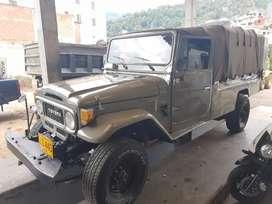 Toyota fj 43 extra largo, diesel