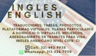 Clases particulares Inglés 0
