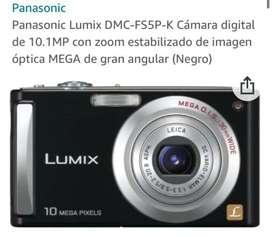 Panasonic Lumix DMC-FS5P-K