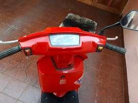 Moto zuzuqui ciclón 50 cc