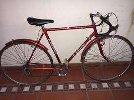 Bicicleta galga antigua nacional marca Aurora