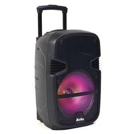 Parlante Potenciado 15` 450w Kolke Usb Bluetooth Sd