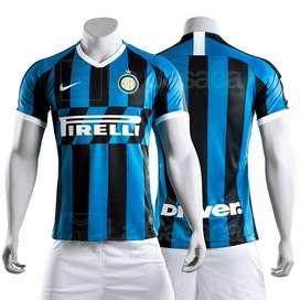 Nueva Camiseta Original Inter De Milan Italia 2019 - 2020 futbol 19-20