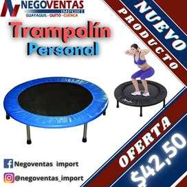 Trampolín personal
