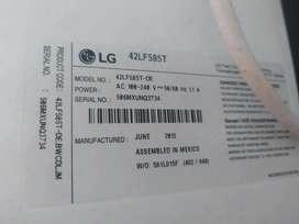 Vendo tv LG repuestos