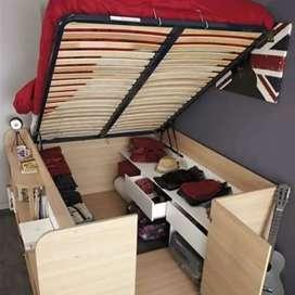 Camas, dormitorios
