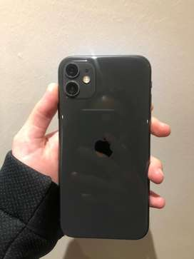 Iphone 11 de 128gb negro