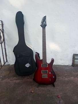 Guitarra Electrica Ibanez S521