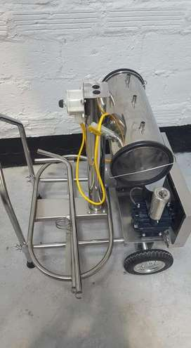 Ordeñadora de dos puestos dos motores en Bogota