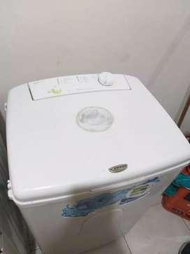 Vendo lavarropa dream carga superior