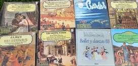 Acetatos de música clásica