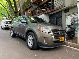 Ford Edge, Version Limited,es la version mas full con cojineria en cuero y techo corredizo,bateria nueva,segundo dueño.