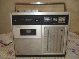 Radiograbador National Panasonic Rq 235ts Japan Vintage Unic
