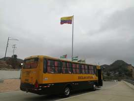 Vendo bus escolar de 43 psj documentos al dia