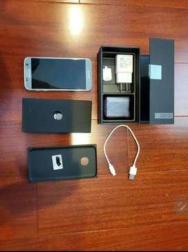 celular samsung s7 edge 32gb en caja libre ver fotos