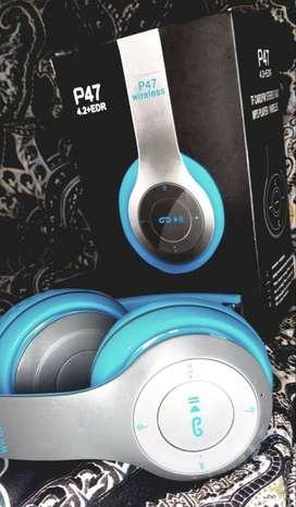 Audifonos Inalambricos Bluetooh P47