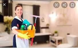 Se requiere empleada doméstica