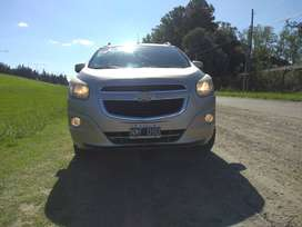 Chevrolet Spin 2014 LTZ 7 as con GNC