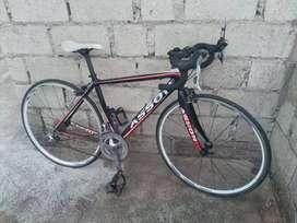 Bicicleta de ruta (Aluminio)