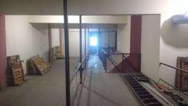 Piso libre / salón / oficina en Barracas