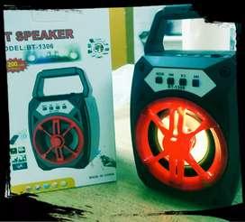 Parlante Recargable BT1306 Speaker Bluetooth Outlets