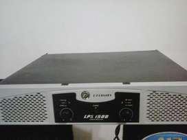 Potencia de Audio Crown LPS1500 by Harman Excelente