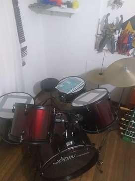 Batería Percussion