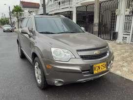 Se vende o permuta por vehículo menor valor Captiva 2011 platinum 3.0! Excelente estado y precio, full equipo!
