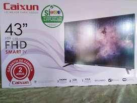 SUPER OFERTA!! televisor SMARTV 43 pulgadas
