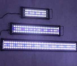 PECES LAMPARAS LED PARA ACUARIOS DE TODA MEDIDA DESDE 39 SOLES
