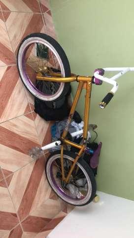 Bicicleta Bmx Marco Piraña