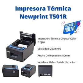 impresora termica Ref. T501
