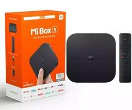 Xiaomi mi Box s - 4K